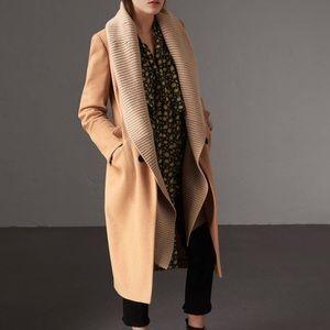 Burberry Cashmere Coat